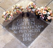 Green's Memorial in Westminster Abbey