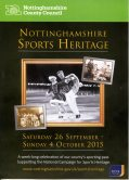 Notts Sporting Heritage Week