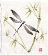korean-brush-painiting-bamboo